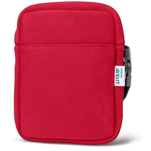 Philips Avent Feeding On-The-Go Neoprene Therma Bag (Red) - Aussie Baby