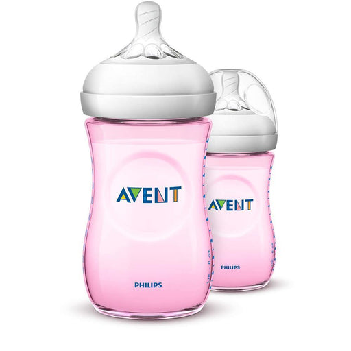 Philips Avent Natural Baby Feeding Bottle 260ml (2 pack) - Aussie Baby