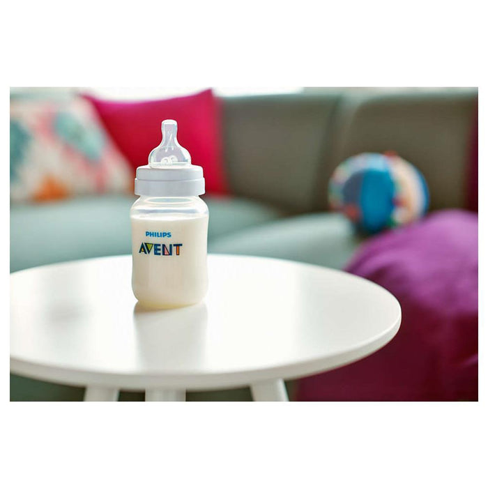 Philips Avent Slow Flow Airflex Anti-colic Teat 1m+ (2 pack) - Aussie Baby