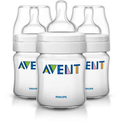 Philips Avent Advanced Feeding Bottle 125ml (3 pack) - Aussie Baby
