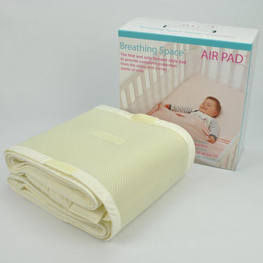 Sweet Dreams Air Pad - Baby Cot - Beige - Aussie Baby