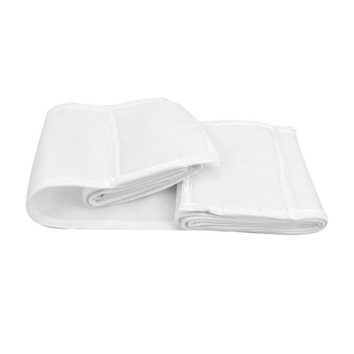 Sweet Dreams Air Pad - Sleigh Cot - White - Aussie Baby