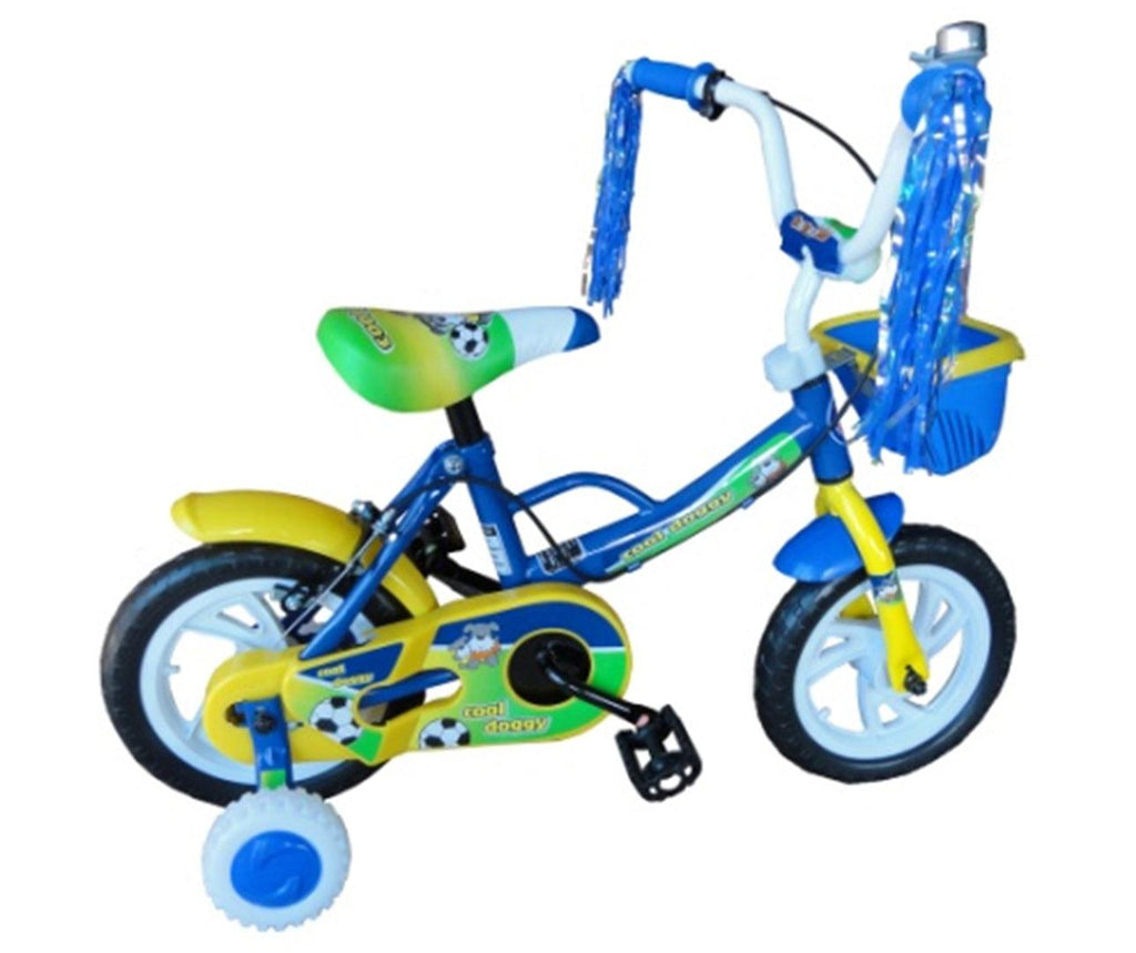 Cool Doggy Bike - 12 inch