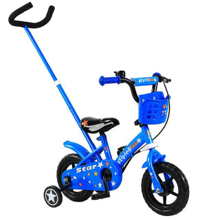 Flying Kid 10'' Blue Bicycle