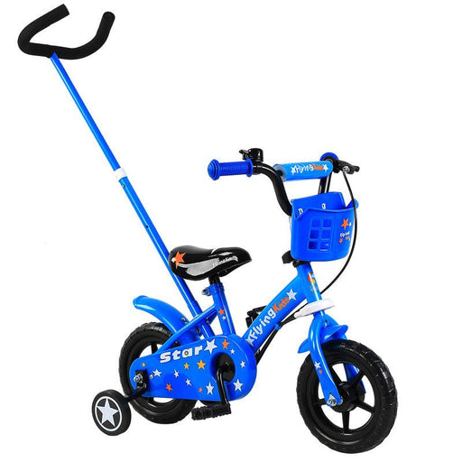 Flying Kid 10 Inch Bike - Blue - Aussie Baby
