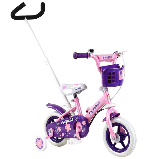 Flying Kid 10 Inch Bike - Pink - Aussie Baby