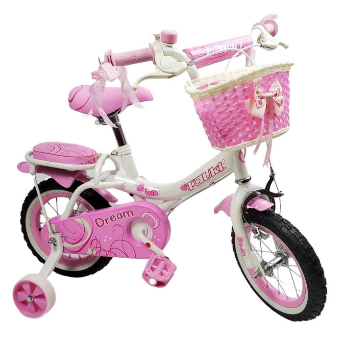 Supermax Kids Dream 16 Inch Bike - Pink