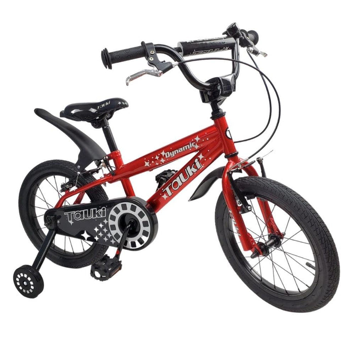 Supermax Dynamic 16 Inch Kids Push Bike - Red