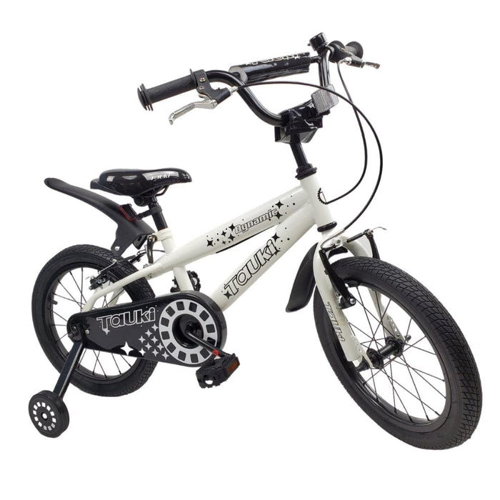 Supermax Dynamic 16 Inch Kids Push Bike - White