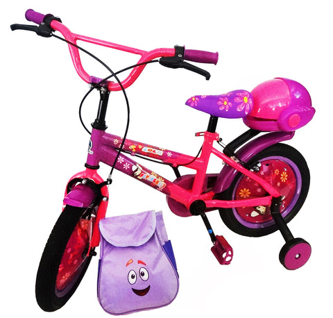 Super Max Lola 14 inch BMX - Purple