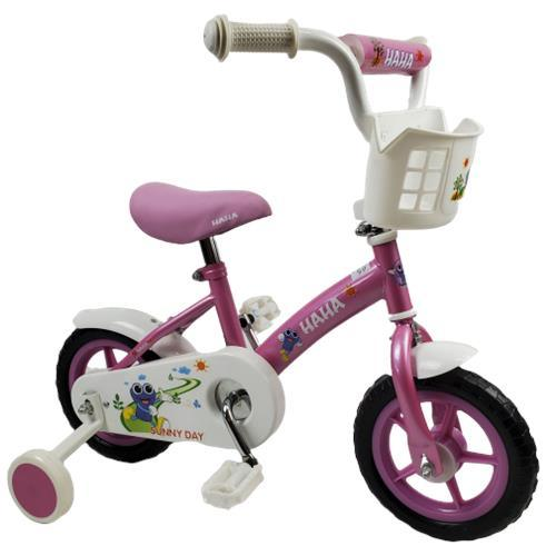 Supermax Sunny Day Kids First Bike - Pink