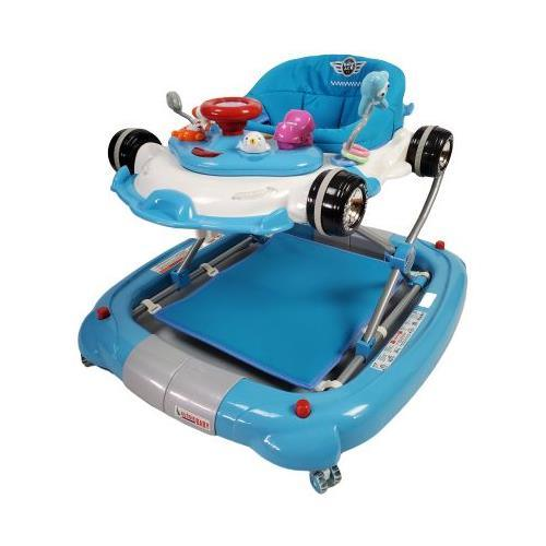 Racing Car 4-in-1 Baby Walker & Rocker - Aussie Baby