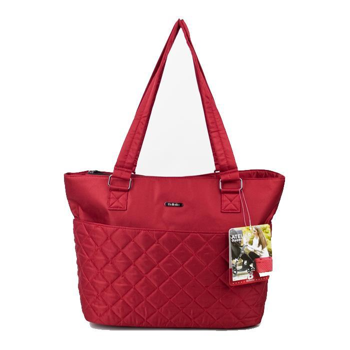 Bellotte Atelier Nappy Bag - Red Diamond