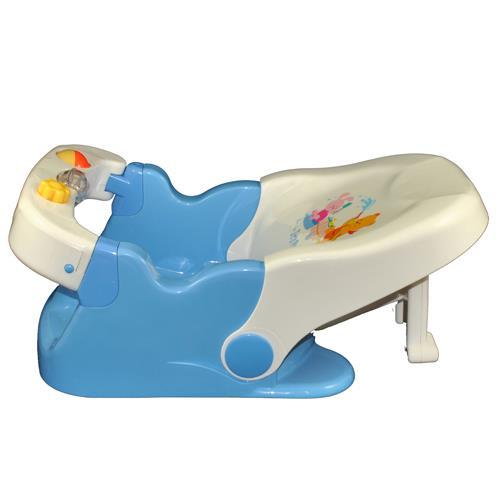 Baby Ace Bath Support Safety Chair - Blue - Aussie Baby