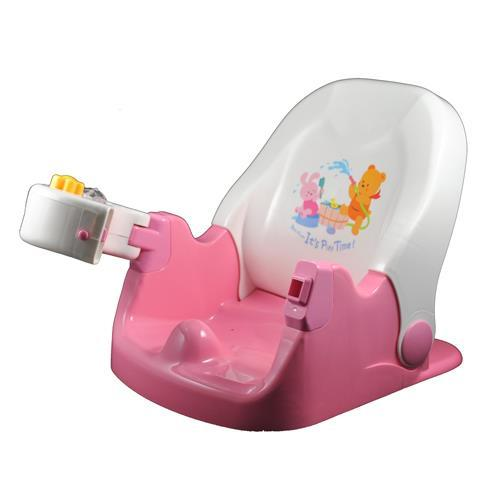 Baby Ace Bath Support Safety Chair - Pink - Aussie Baby