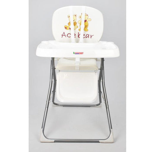 Baby Ace Toddler Kids High Chair - Cream - Aussie Baby