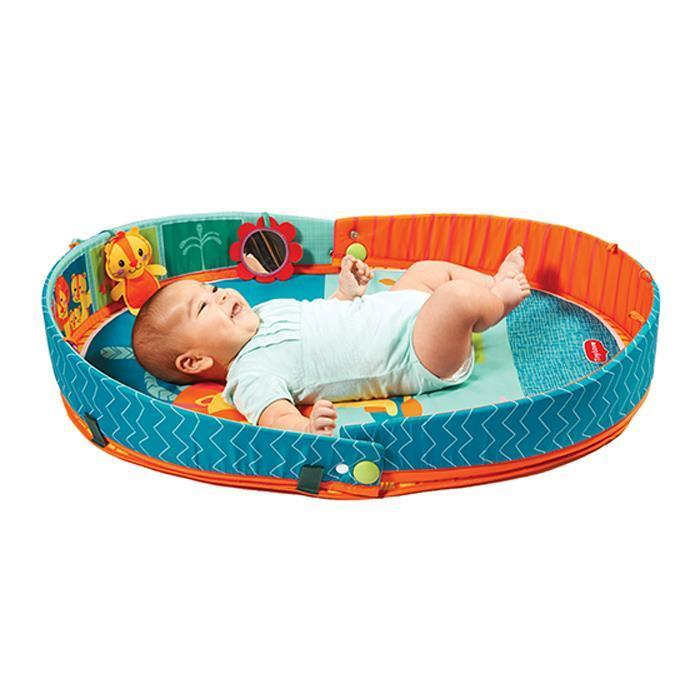 Tiny Love 3-in-1 Cozy Gymini Baby Playgym and Mat - Aussie Baby