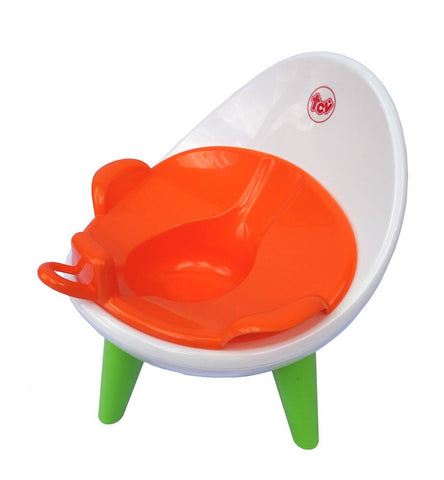2 in 1 Egg Chair & Potty