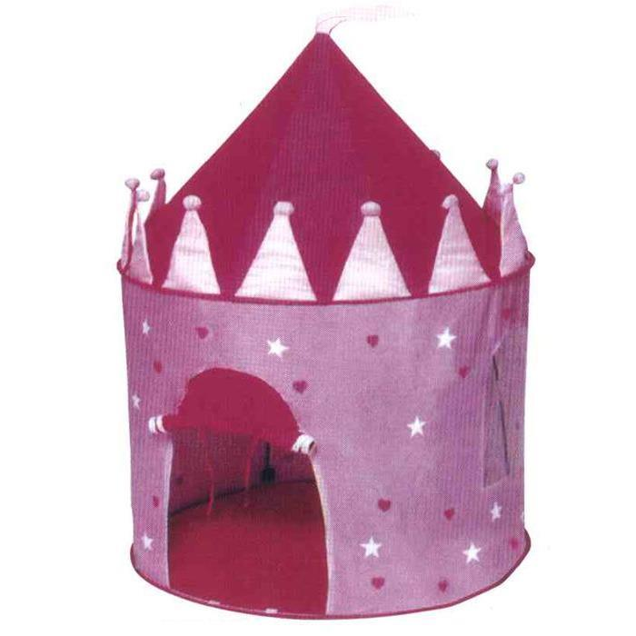 Mini Princess Castle Ball House with 100 Soft Balls - Aussie Baby