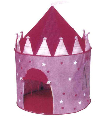 Mini Castle Ball House - Pink