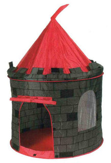 Mini Castle Ball House - Black