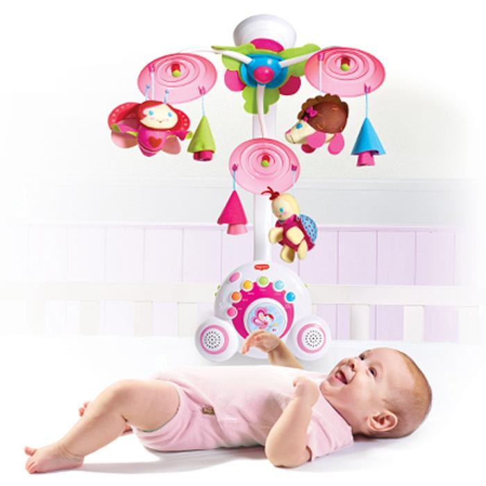 Tiny Love Princess Soothe n Groove Baby Cot Mobile