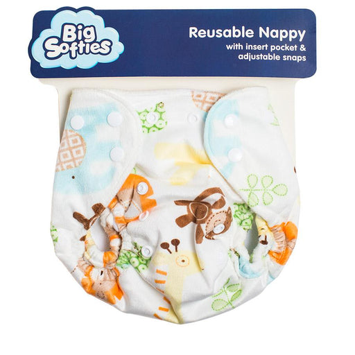 Big Softies Reusable Nappy Training Pant - Unisex - Aussie Baby