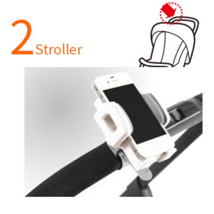 3 in 1 Universal Mobile Phone Holder - Aussie Baby