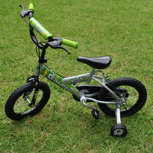 14 inch 34cm Boys Bicycle Bike with Removable Training Wheels - Aussie Baby