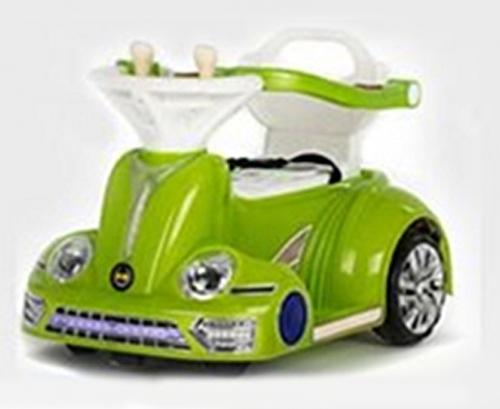 6V Wall-E Ride-On Car - Green - Aussie Baby