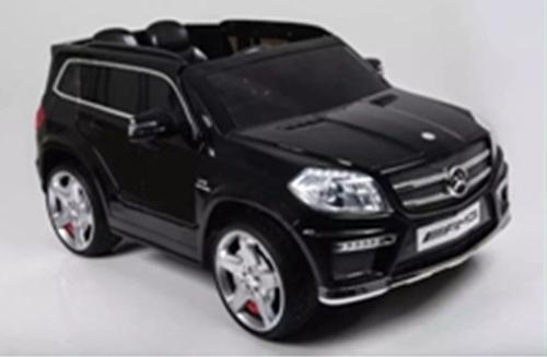 12V Mercedes Benz SUV GLK300 - Black