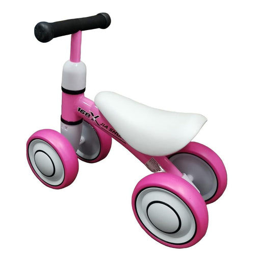 Baby Balance Bike Mini Toddler Ride On Toys - Pink - Aussie Baby