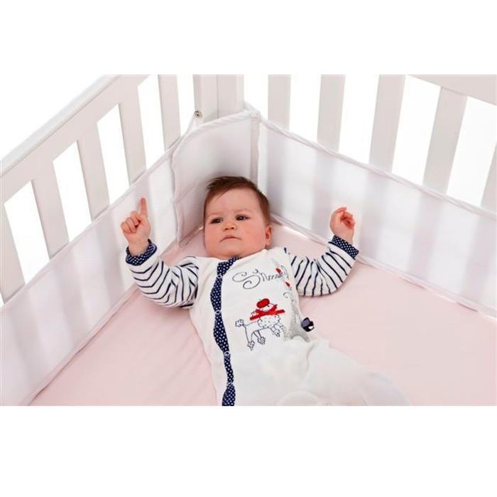 Sweet Dreams Air Pad - Standard Cot - Blue - Aussie Baby