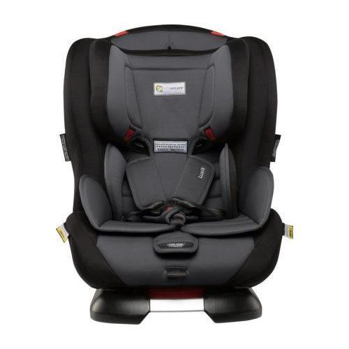 Infa Secure Luxi II Astra Convertible Car Seat - Grey - Aussie Baby