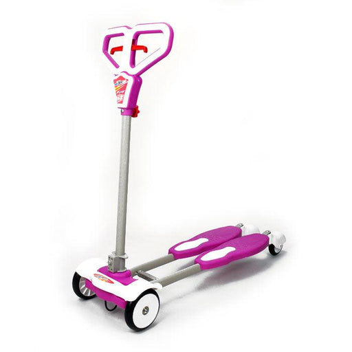 Elite Glitter Motion Slider Scooter - Pink - Aussie Baby