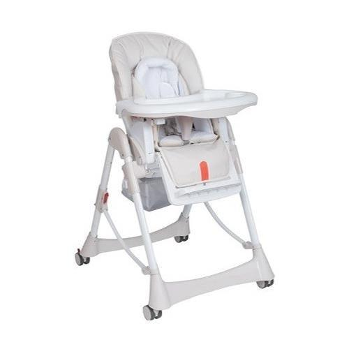 Steelcraft Messina DLX High Chair - Dove - Aussie Baby
