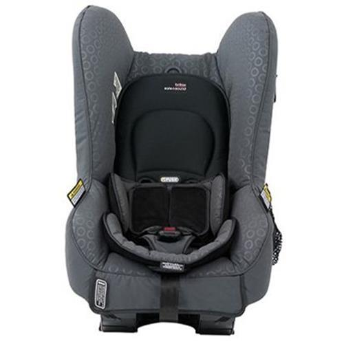 Britax Safe-n-Sound Compaq MKII Convertible Car Seat - Grey - Aussie Baby