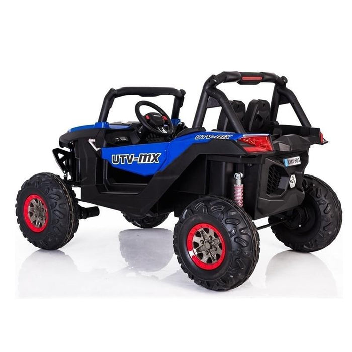 Buggy XMX603 12V Quad Bike - Blue