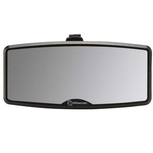 Infa Secure Mini Windscreen Mirror Black - Aussie Baby