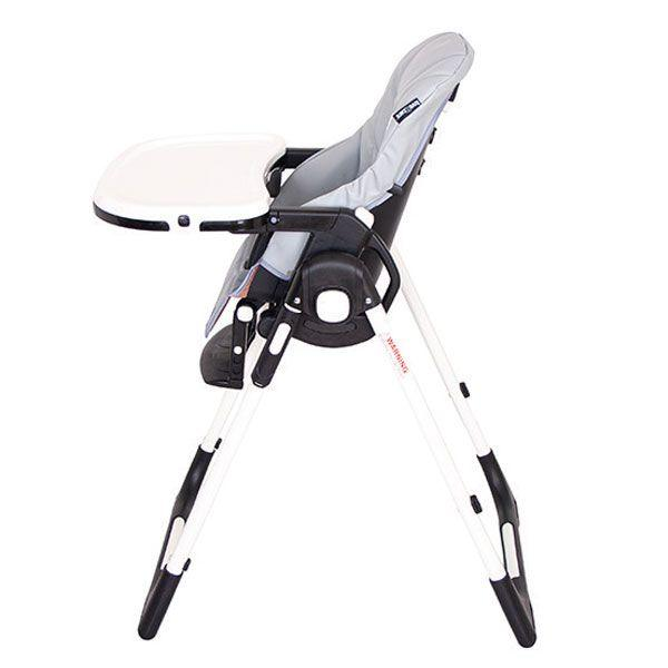 Love N Care Deluxe Montana High Chair - Grey