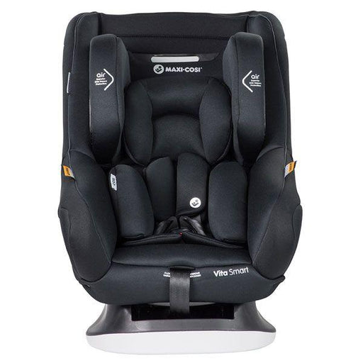 Maxi Cosi Vita Smart Convertible Car Seat - Jet Black - Aussie Baby