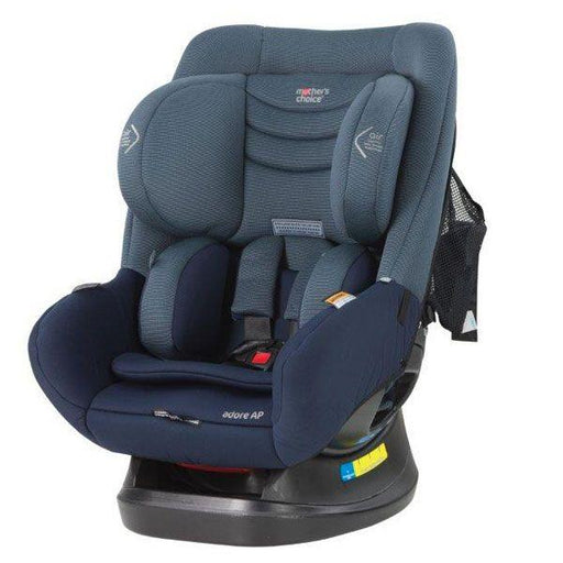 Mothers Choice Convertible Carseat Adore AP Deep Navy - Aussie Baby