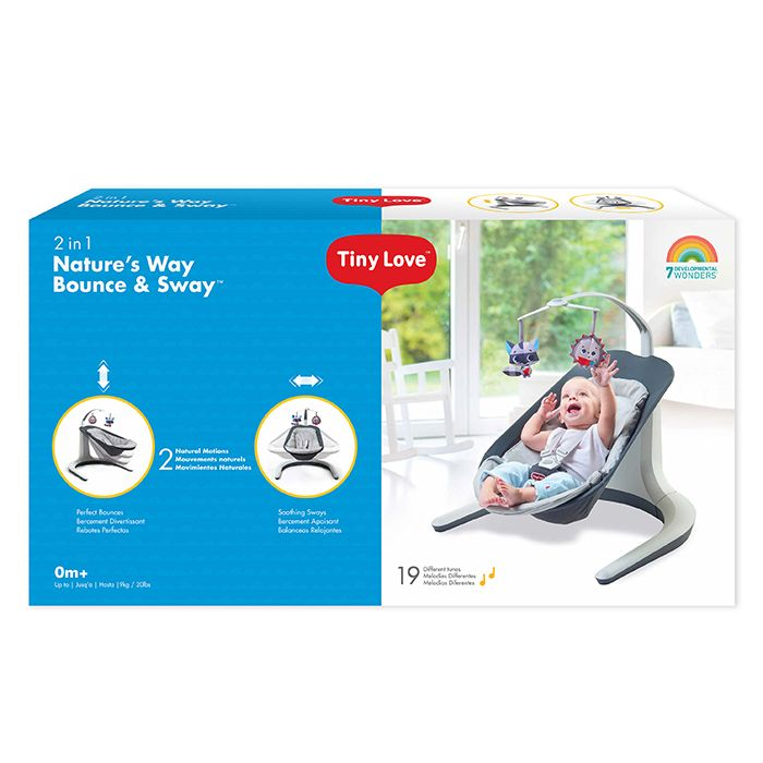 Tiny Love Baby 2 in 1 Natures Way Bounce And Sway - Aussie Baby