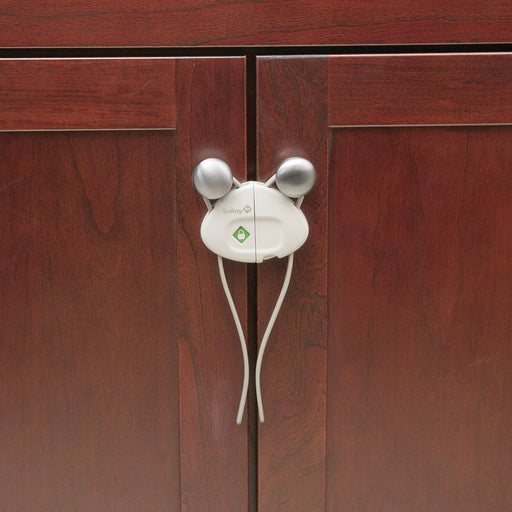 Safety 1st Push 'n Snap Cabinet Lock 2 pack - Aussie Baby