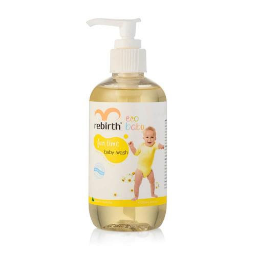 Rebirth Fun Time Baby Body Wash 250ml - Aussie Baby