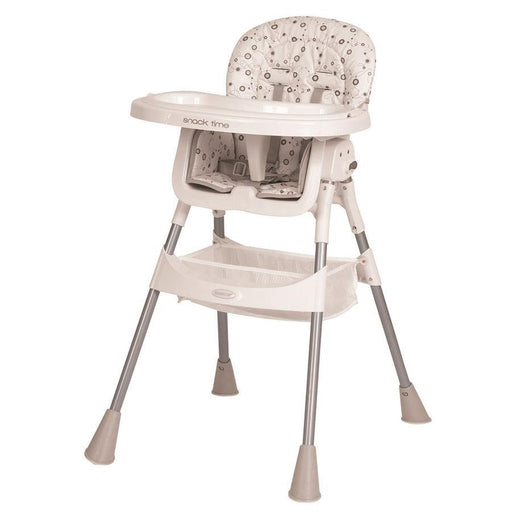 Steelcraft Snack Time Highchair - Sand Celeste - Aussie Baby