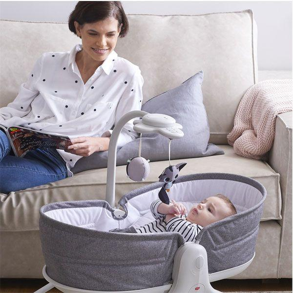 Tiny Love 3 in 1 Rocker Napper - Heather Grey - Aussie Baby