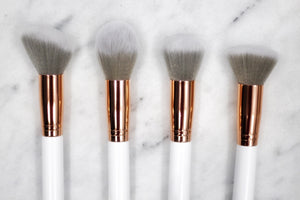 Limited Edition Rose Gold 12pc Brush Set
