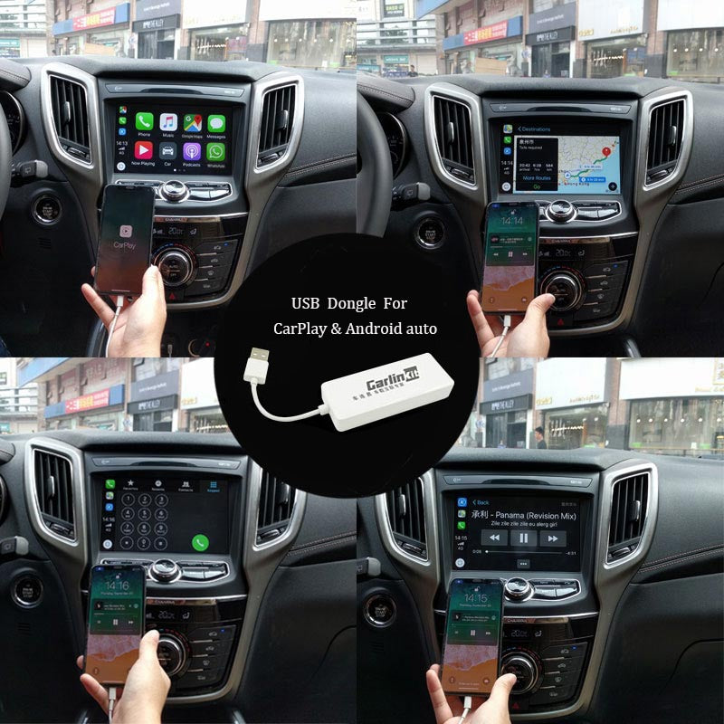 Usb Smart Link Carplay Dongle O Cart Trend Shop