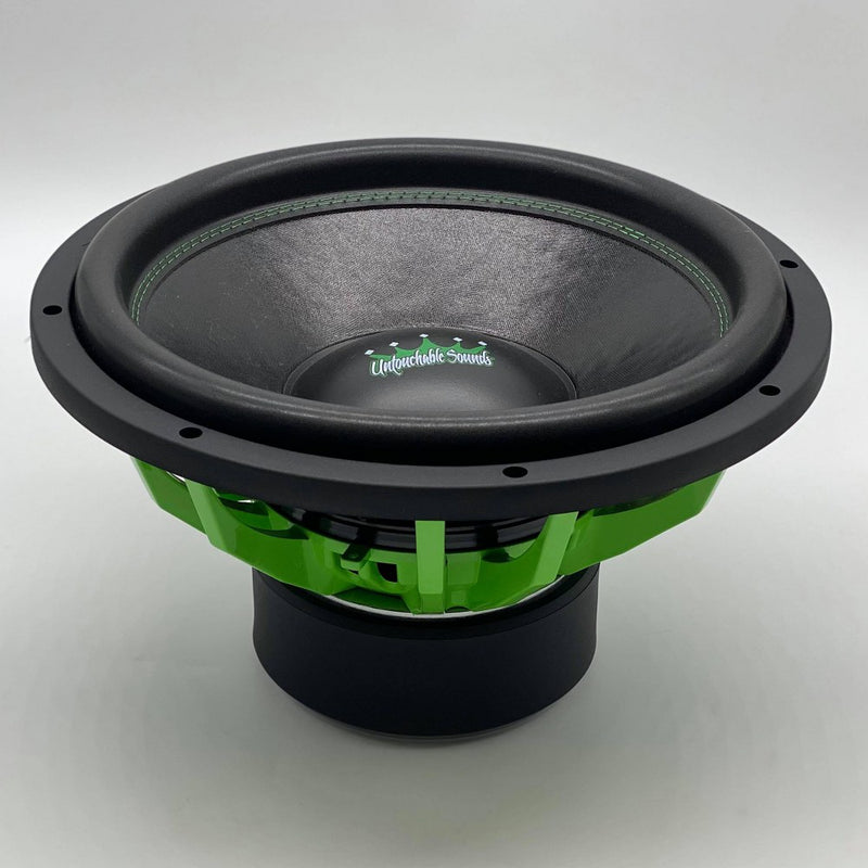 "Untouchable Sounds Prince Series lvl 2 15"" 700W Subwoofer"
